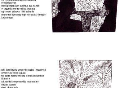 2010 GRAFONAUDID 03, tint - ink, A4, Kaia Otstak