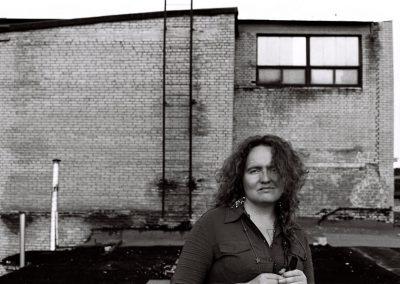 2010 SANDRA, analoog foto - analog photo, Kaia Otstak
