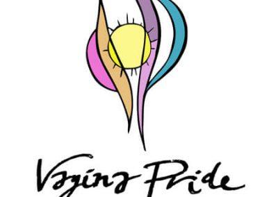 2013 V-talk VAGINA PRIDE logo, Kaia Otstak