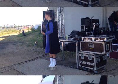 performance TALVE LÕPPEDES SOOVISIN TALVE ALGUST - IN THE END OF WINTER I WISHED A BEGINNING OF WINTER, Kaia Otstak, 13 Jul 2013, Patarei Kultuuritolm, Tallinn, filmed by Rait Rosin